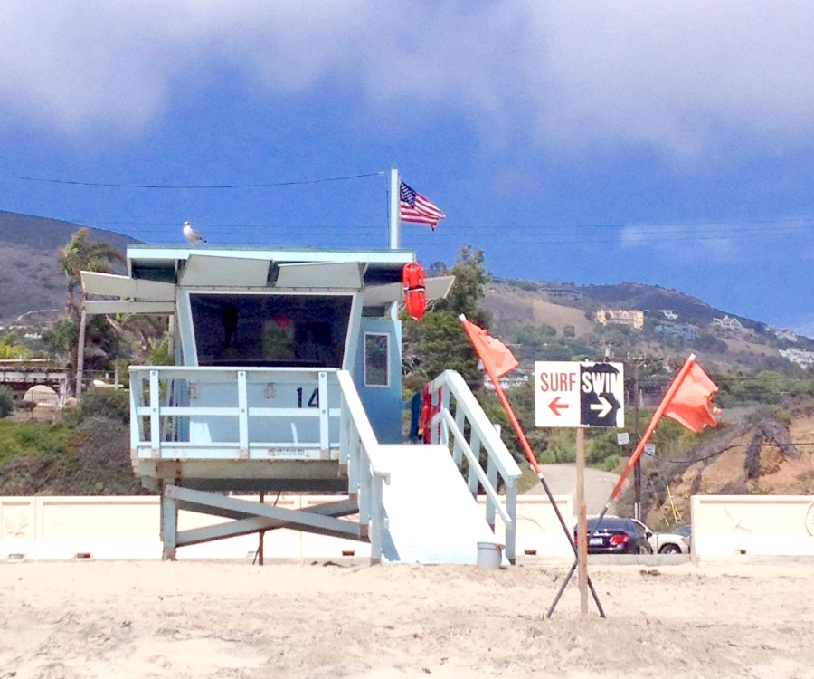 Zuma Beach… Malibu California