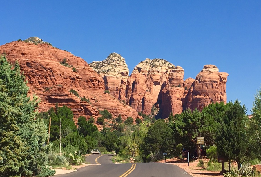 Famous Coffee Pot Restaurant… Sedona Arizona