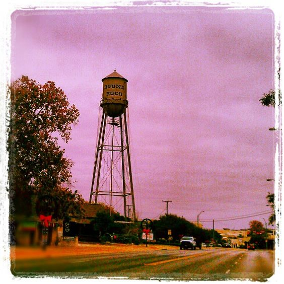 Little 'Ole Round Rock Texas isn't so little anymore…